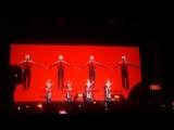 Kraftwerk - We Are The Robots (live, Saint-Petersburg, Russia)