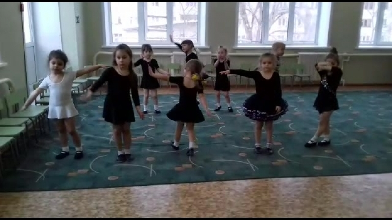 Маленький кусочек нашего танца! Дошкольная хореография Детский сад 40 Педагог: Концедалова Валерия Владимировна