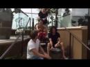 Lena Headey, Kit Harington Nikolaj Coster-Ice Bucket Challenge