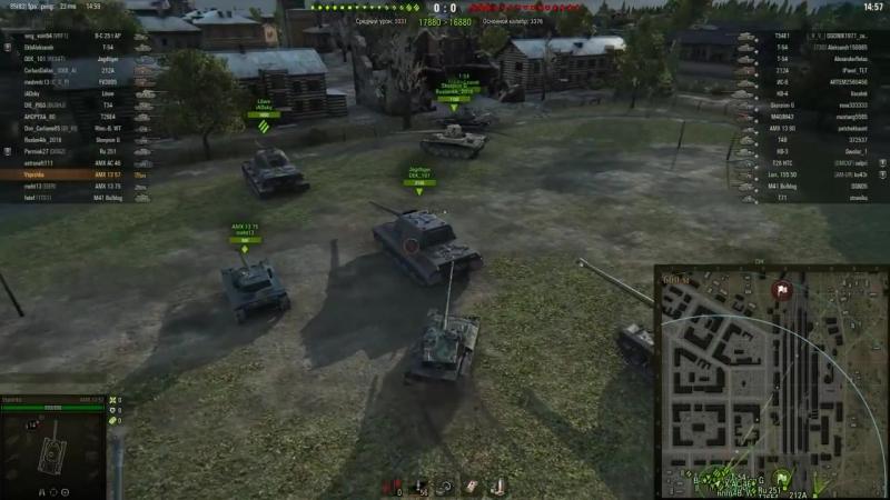 [Vspishka в World of Tanks] Гайд по Легким Танкам в Городе - Энск