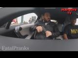 [plaYboyZ tv] ПОДКАТИТЬ К ДЕВУШКЕ НА BMW i8 (САМЫЙ ЖЕСТКИЙ ПИКАП-ПРАНК)