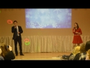 Дарья Любовина и Никита Егоров - Снег кружится