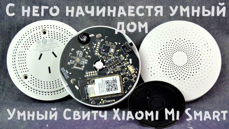 Xiaomi MI Mijia Multifunction Gateway II Ржавчина внутри II Разборка II Обзор II Gearbest II Мануал