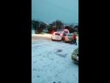 Массовое ДТП в Алуште — 16.01.2018