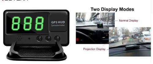 Популярный GPS Спидометр со звуковым