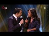 Amel Bent et Thomas Thouroude Mistral Gagnant La t