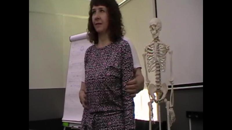 Фрагмент семинара Новая прикладная кинезиология » Freewka.com - Смотреть онлайн в хорощем качестве