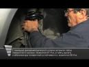 Процедура замены амортизаторов на Opel Zafira 1 9 CDti Часть 1