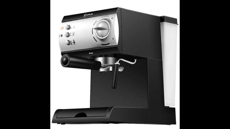 Полуавтоматическая Кофе машина