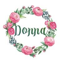Логотип DONNA