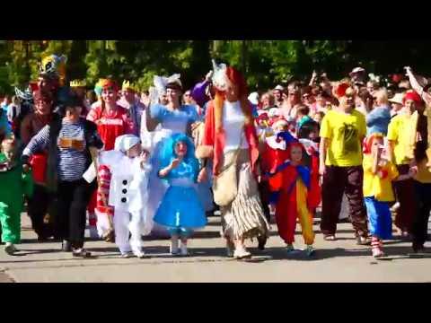 Открытие Второго межрегионального фестиваля Театральное Прихопёрье