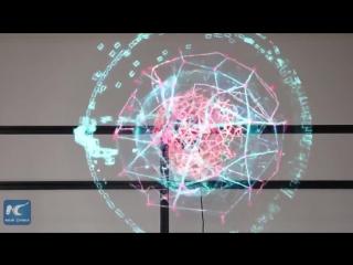Китайская компания разработала «вентилятор», генерирующий 3D-картинки