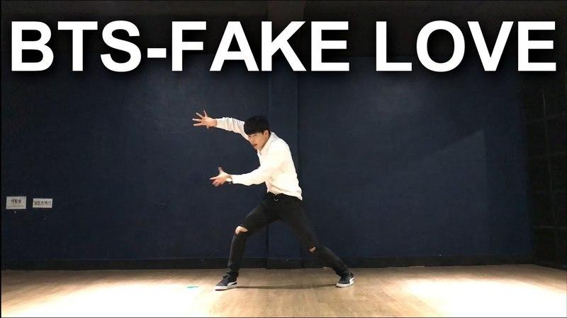 BTS(방탄소년단)-'FAKE LOVE' FULL DANCE COVER(댄스커버)갓동민,황동민(goddongmin)(MV.version)
