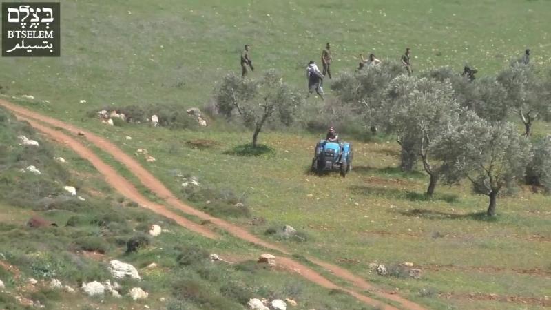 B'tselem: La saison des labours 2018, district de Ramallah : la violence des colons sert les desseins d'Israël