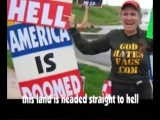 WBC Says This Land is Fag Land! (Easy Listening)