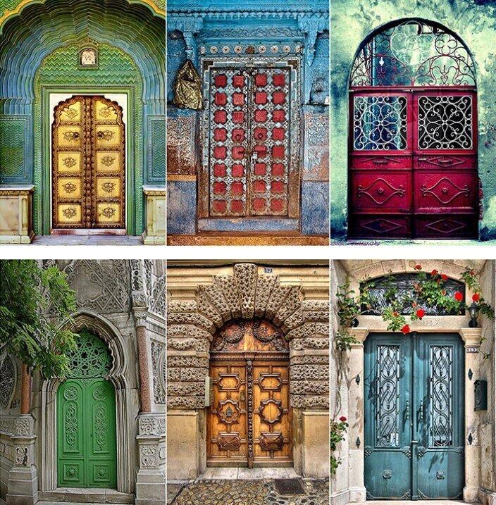 Двери мира