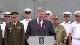Президент про спробу Росії заблокувати Україну на Азовському морі