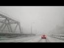 Дорога в Красную Поляну