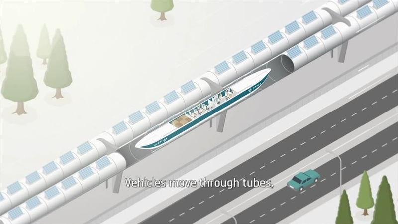 Wanna know how the Hyperloop will function in our daily lives Check this 55 sec video for a short explanation @ hyperloop hardthyperloop @blockparty 🚄