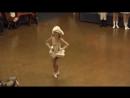 Гимнастический танец на отчётном концерте 03.01.17 под песню Matthew Koma – Кisses back