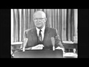 Eisenhower Farewell Address Best Quality 'Military Industrial Complex' WARNING