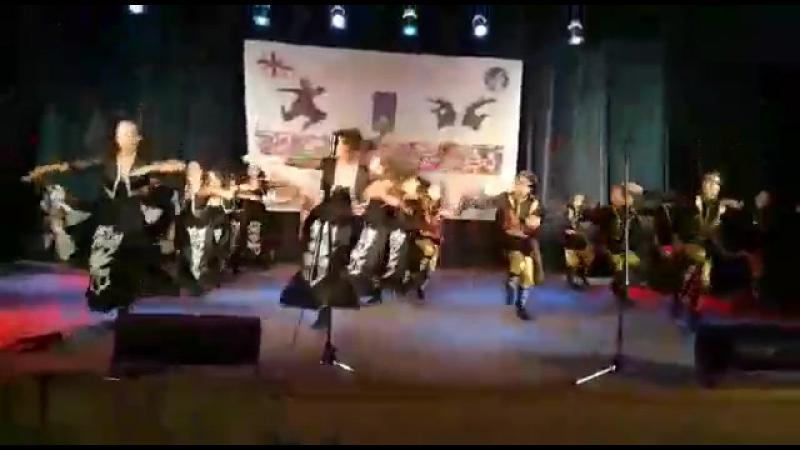 Dance life казахский танец )