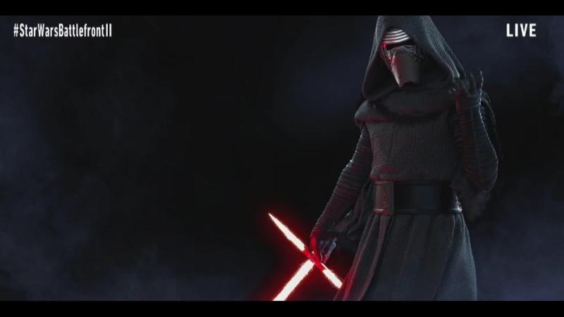 Star Wars Battlefront (1,2) - Skillet- Resistance