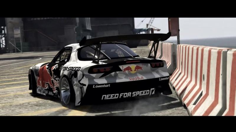 GTA 5 DRIFT Mazda RX7