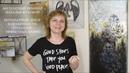 Открытый вебинар Натальи Жуковой Интерьерный декор и создание эффектных микс медиа панно анонс