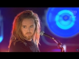 Tim Minchin at the Tropfest 2018 performing songs