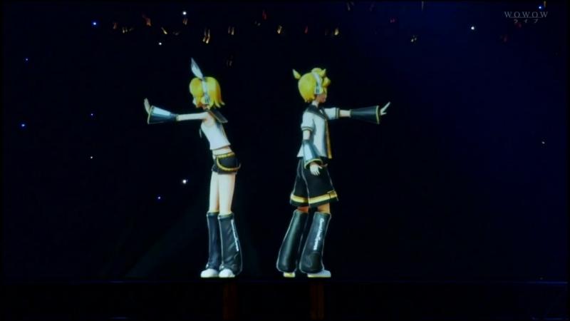 【SNOW MIKU LIVE! 2018】Kagamine Len\Rin - Gemini