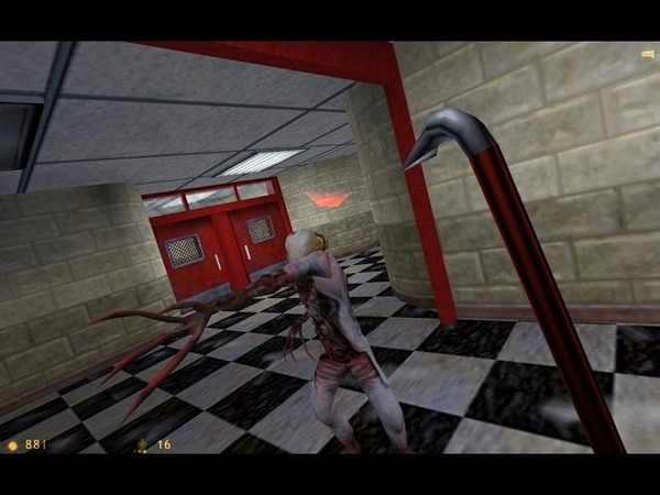 Half - Life - Скоростное прохождение за 20:41 (Мировой рекорд)