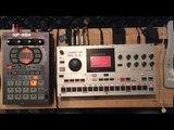 SP404SX Elektron Machinedrum live techno