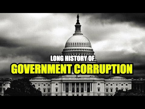 Long History of Government Corruption, Crimes, Conspiracies w/ Donald Jeffries Part 1