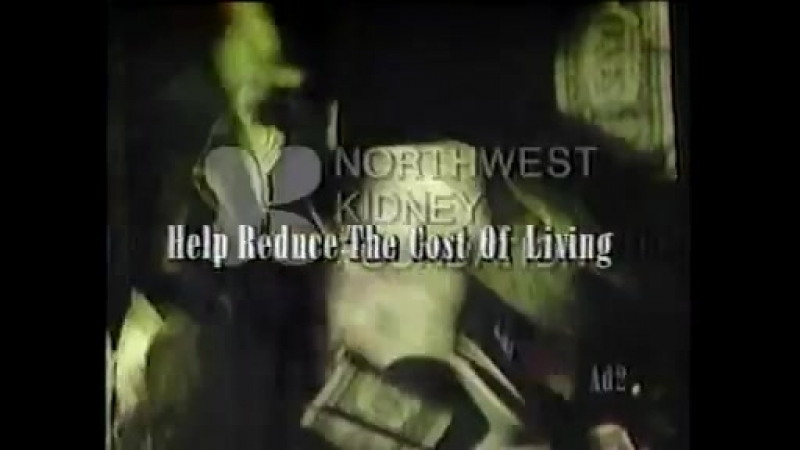 Выпуск новостей и конец эфира (CBS/KIRO-TV [г. Сиэтл, США], 31.03.1990)