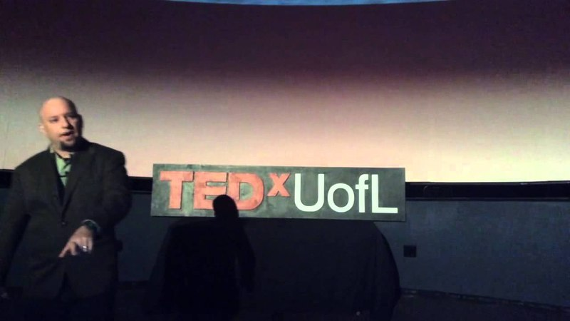 The Myth of Environmental Sustainability | Justin Mog | TEDxUofL
