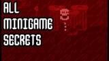 ALL Minigame Secrets - FNaF 6
