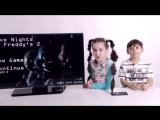 Страна девчонок • #ФНАФ-2: Ярик и Фокси в гостях у Леры и Чики! Обзор.