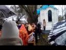 Крестный ход и молебен памяти жертв красного террора в Стрельне