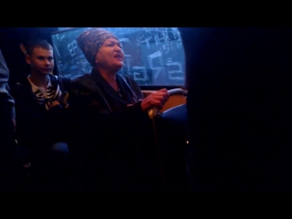 Бабка троллит в трамвае. Краснодар. Часть 2. Все пидарасы и проститутки