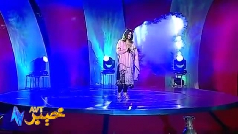 Ghazala Javed Latest Song Lag Rasha Kana Sur Saalu Khyber TV 8th Anniversary HD