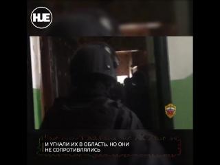 В Москве задержали угонщиков КАМАЗов, которые прикинулись дурачками