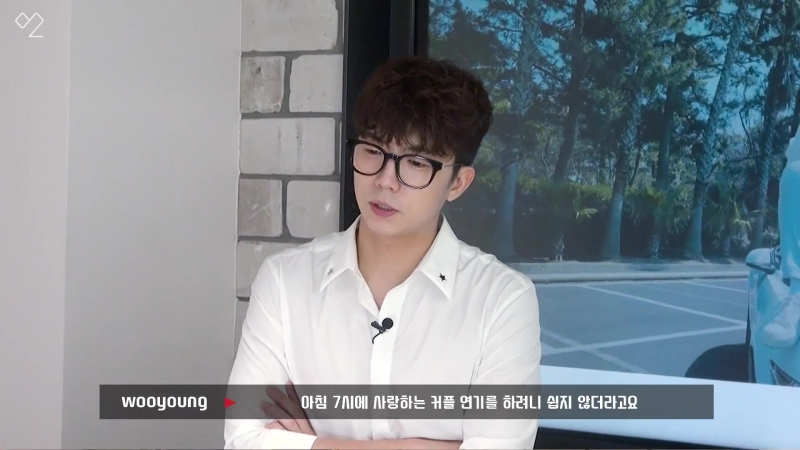 [Over 2PM(오버 2PM)] Live Young Commentary (부제 함께보는 장우영의 10년!)