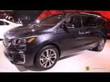2019 KIA Sedona - Exterior and Interior Walkaround - 2018 New York Auto Show