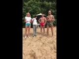 Взрываем пляж