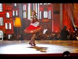 Как она танцует! Задорная красавица покорила зрителей / Анастасия Александрова. Синяя птица