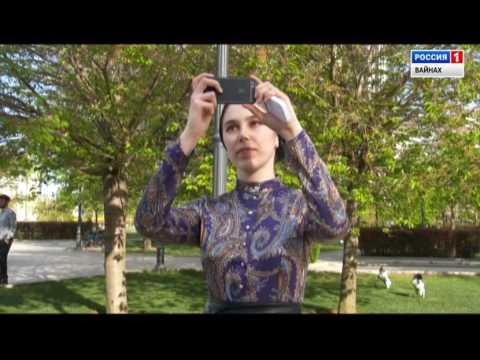 В мире интересного - Мечеть из спичек (Лариса Бокарова) - Чечня
