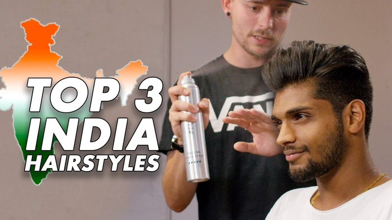 TOP 3 India Hairstyles | Men's Hair Inspiration