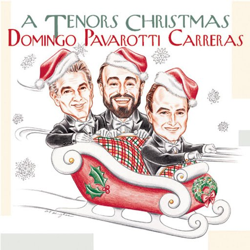 Luciano Pavarotti альбом A Tenors' Christmas