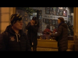 Oxxxymiron &amp БИ-2 - Пора возвращаться домой (06.01.2017, Питер)